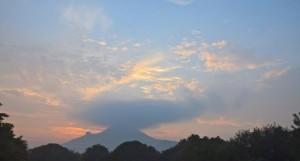 Aranachula Sunrise