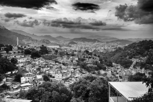 Brazil 1 by Nabil Attia