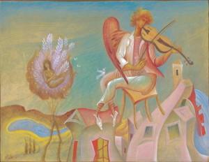 Kordis-Violinist